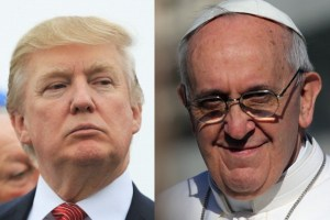 Trump vs Francis